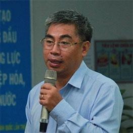 PGS.TS Lâm Quang Vinh